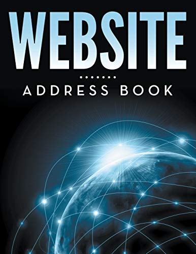 Website Address Book: Speedy Publishing LLC