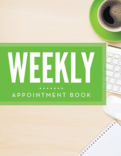 9781681457369: Weekly Appointment Book
