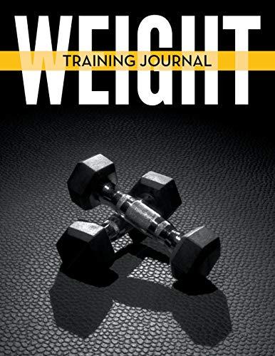 9781681457420: Weight Training Journal