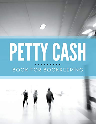 9781681458137: Petty Cash Book for Bookkeeping