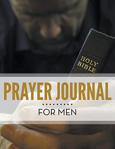 9781681458212: Prayer Journal For Men