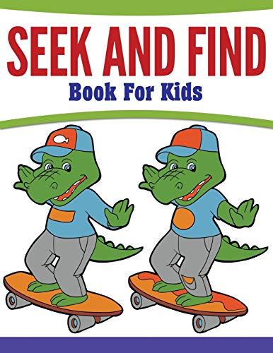 9781681458410: Seek And Find Book For Kids