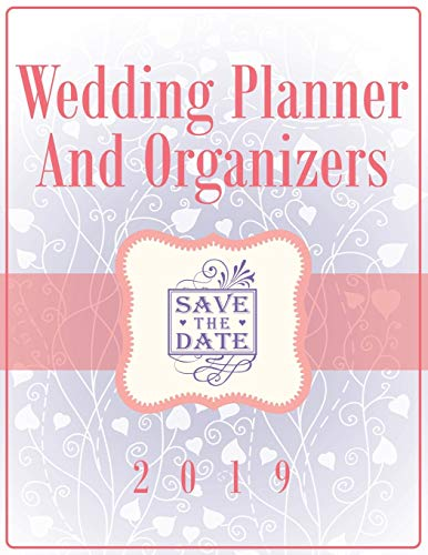 9781681458687: Wedding Planner And Organizers 2019