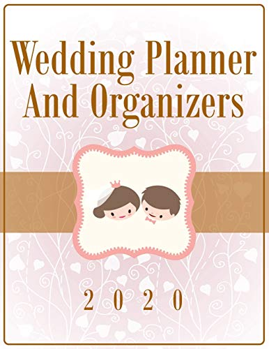 9781681458694: Wedding Planner And Organizers 2020