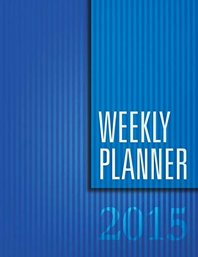 9781681458762: Weekly Planner 2015