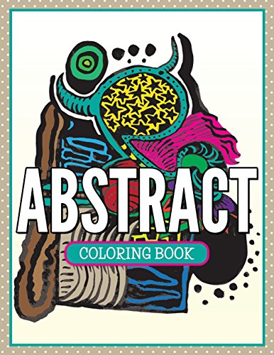 9781681459745: Abstract Coloring Book