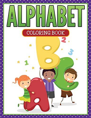 9781681459790: Alphabet Coloring Book
