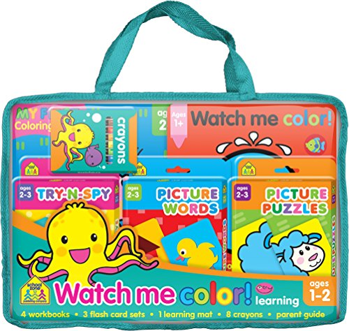 9781681470207: Watch Me Color! Learning Pack