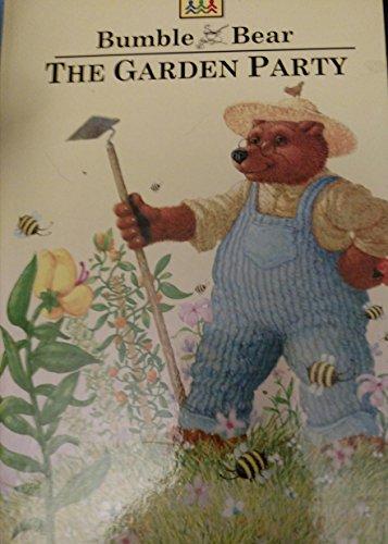 School Zone Bumble Bear the Garden Party: James Hoffman