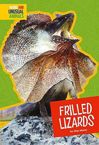Frilled Lizards (Weird and Unusual Animals): Allan Morey