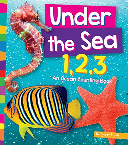9781681520056: Under the Sea 1,2,3: An Ocean Counting Book (1,2,3... Count With Me)
