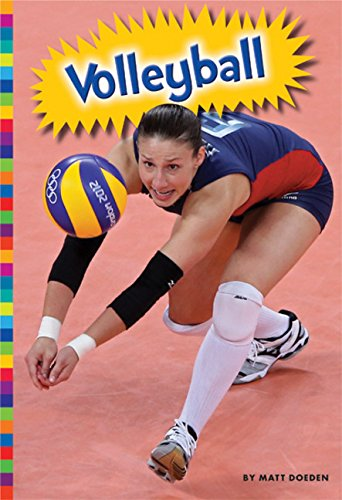9781681520520: Volleyball (Summer Olympic Sports)