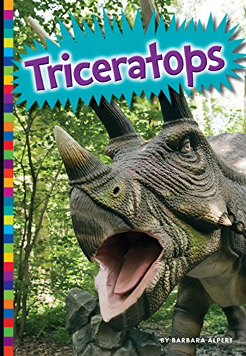 9781681520568: Triceratops (Digging for Dinosaurs)