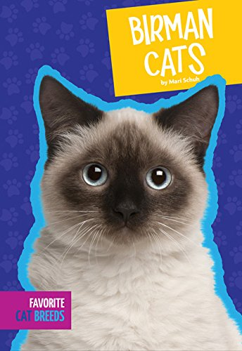 9781681520971: Birman Cats (Favorite Cat Breeds)