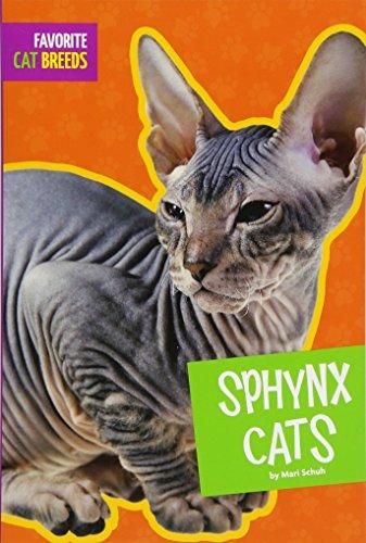9781681521022: Sphynx Cats (Favorite Cat Breeds)