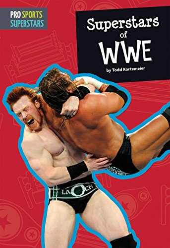 9781681521084: Superstars of WWE (Pro Sports Superstars)