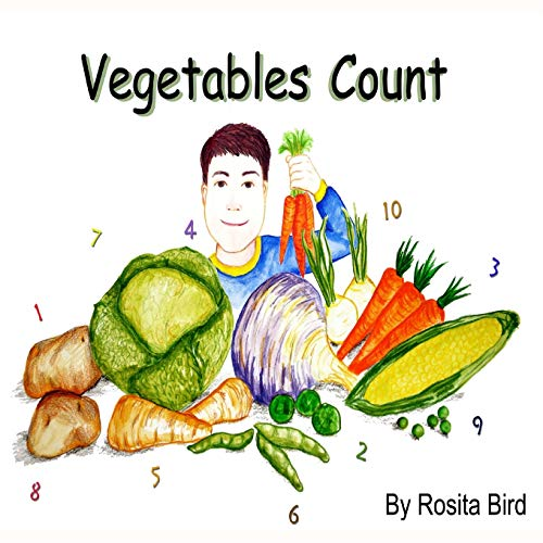 9781681600390: Vegetables Count