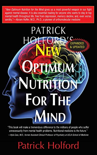 9781681626734: New Optimum Nutrition for the Mind
