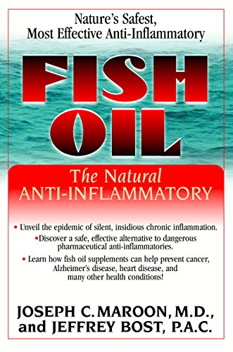 9781681627182: Fish Oil: The Natural Anti-Inflammatory