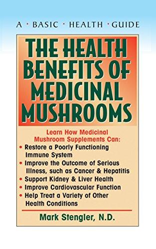 9781681628080: The Health Benefits of Medicinal Mushrooms
