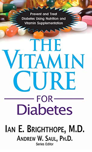 9781681628271: The Vitamin Cure for Diabetes