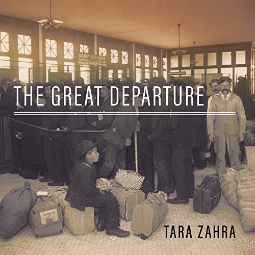 9781681680163: The Great Departure: Mass Migration from Eastern Europe and the Making of the Free World