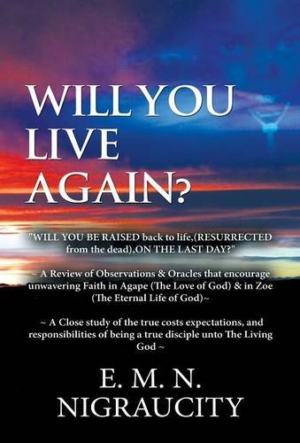9781681765105: Will You Live Again?