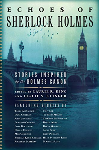 9781681772257: Echoes of Sherlock Holmes: Stories Inspired by the Holmes Canon
