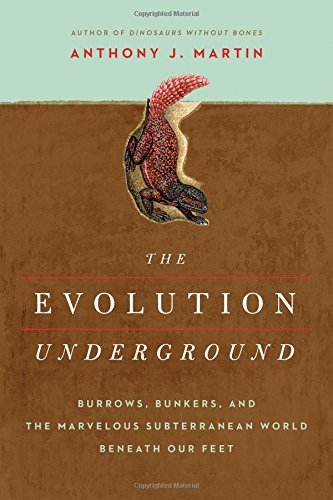 9781681773124: The Evolution Underground: Burrows, Bunkers, and the Marvelous Subterranean World Beneath our Feet