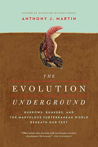 9781681776569: The Evolution Underground - Burrows, Bunkers, and the Marvelous Subterranean World Beneath our Feet