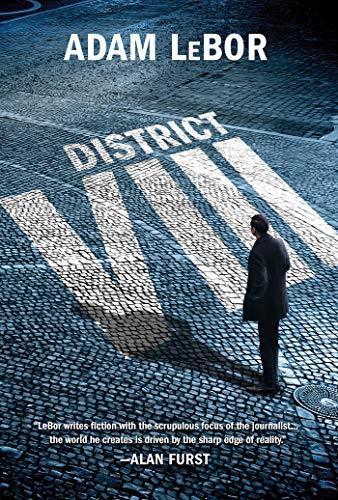 9781681777344: District VIII: A Thriller (Detective Balthazar Kovacs Mysteries)