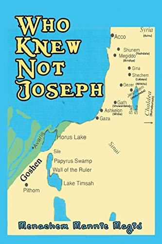 9781681811482: Who Knew Not Joseph