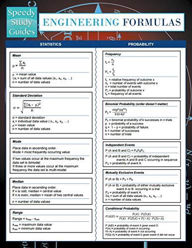 9781681850047: Engineering Formulas (Speedy Study Guides)