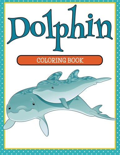9781681854472: Dolphin Coloring Book