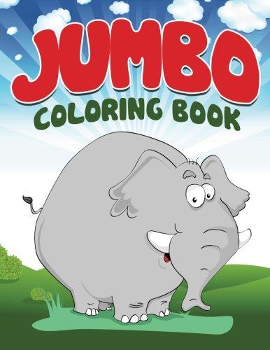 9781681855288: Jumbo Coloring Book