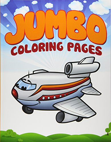 9781681855295: Jumbo Coloring Pages
