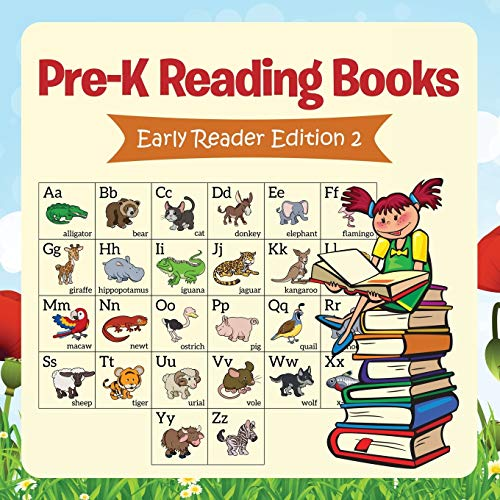 9781681855585: Pre-K Reading Books (Early Reading Edition) (Volume 2)