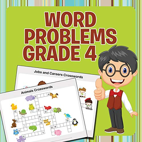 9781681855622: Word Problems Grade 4