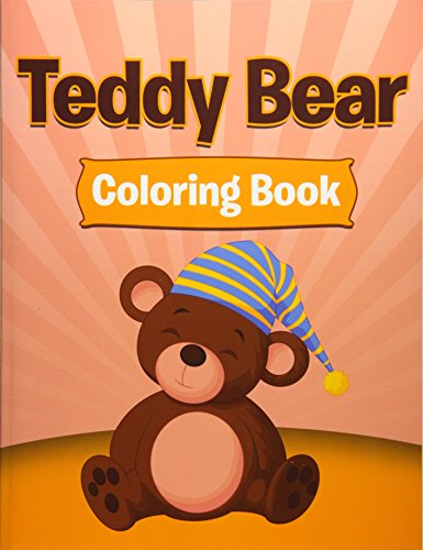 9781681855738: Teddy Bear Coloring