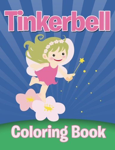 9781681855745: Tinkerbell Coloring Book