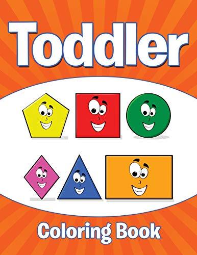 9781681855752: Toddler Coloring Book