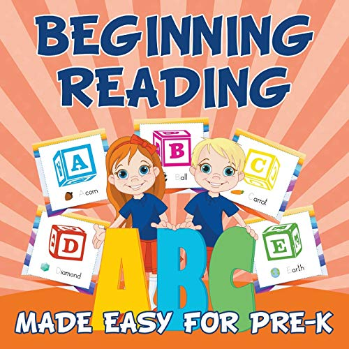 9781681855844: Beginning Reading Made Easy for Pre-K