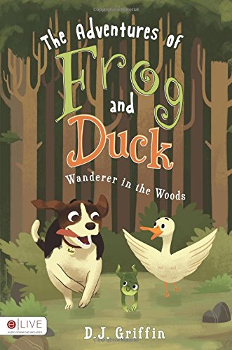 9781681873367: The Adventures of Frog and Duck: Wanderer in the Woods