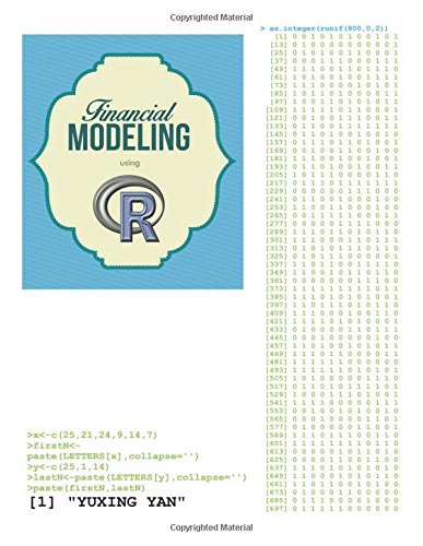 9781681875309: Financial Modeling using R