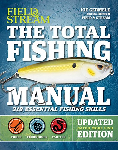 9781681881003: The Total Fishing Manual (Revised Edition): 321 Essential Fishing Skills (Field & Stream)