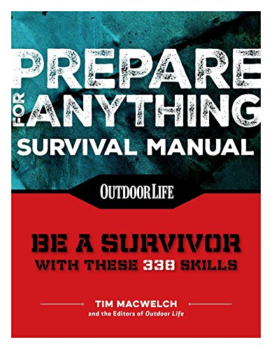 Prepare for Anything : 338 Essential Skills