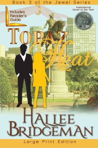 9781681900018: Topaz Heat: The Jewel Series Book 3 (Large Print): Volume 3