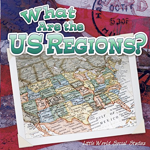 9781681910604: What Are the Us Regions?