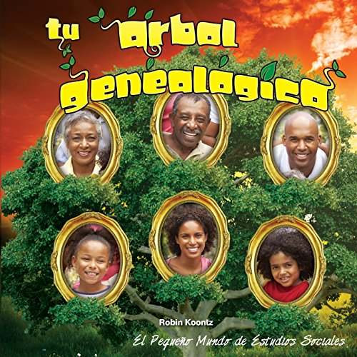 9781681910741: Tu Arbol Genealogico (Your Family Tree)