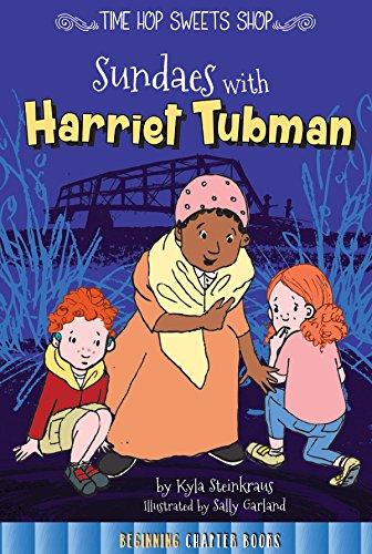 Sundaes with Harriet Tubman (Time Hop Sweets Shop): Kyla Steinkraus